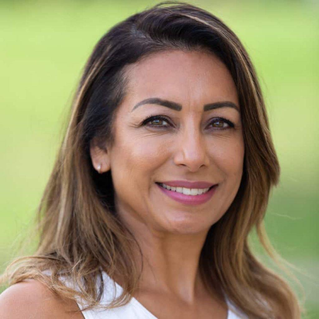 Yasmin Ibrahim talks about Pelviva and bladder leakage